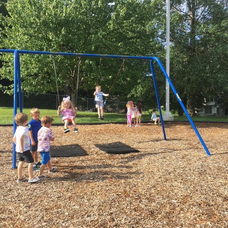 1st Day Playground Logan