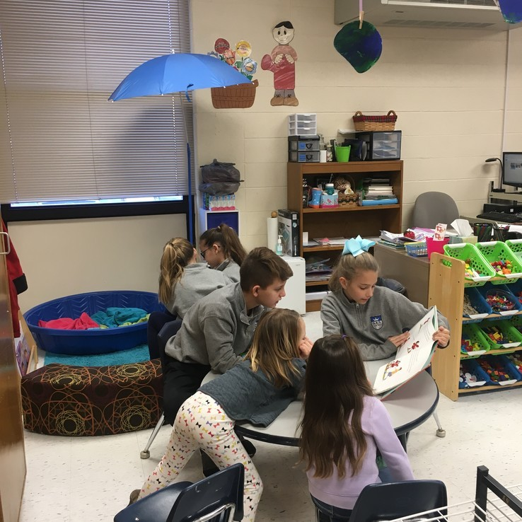 Csw Buddies Reading 2
