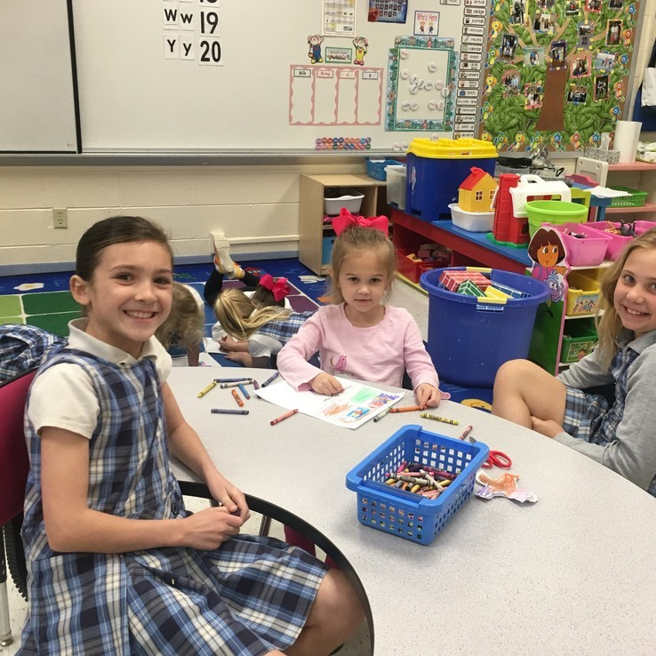 Easter Buddy Activity 4