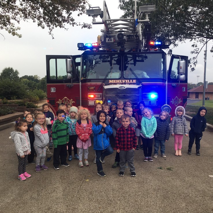 Fire Truck Visit Group