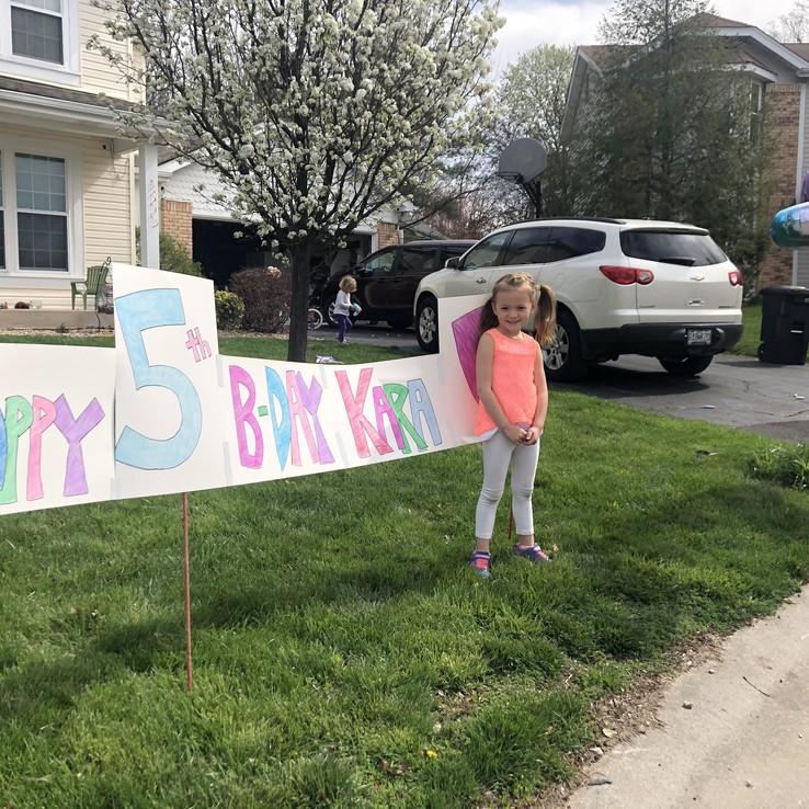 Kara Happy Birthday