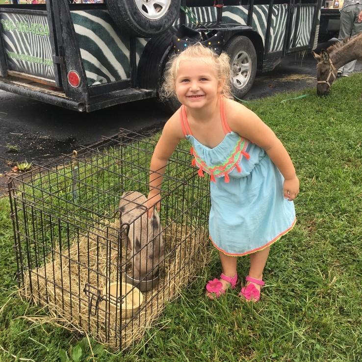 Petting Zoo Harper