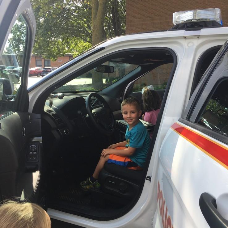 Police Visit Arthur
