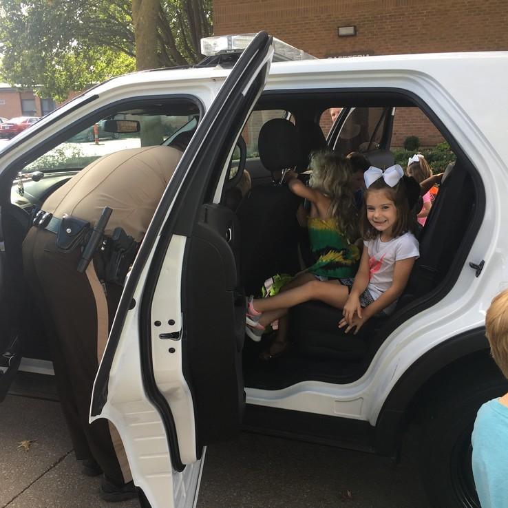 Police Visit Ava Blakely
