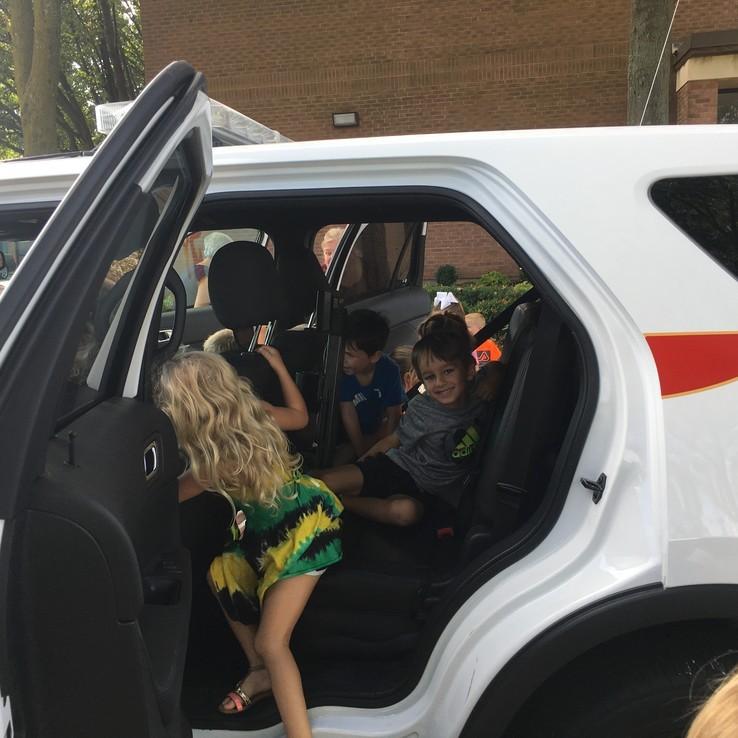 Police Visit Ava Jackson Finn