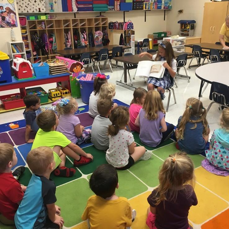 Second Grade Reader Vivienne
