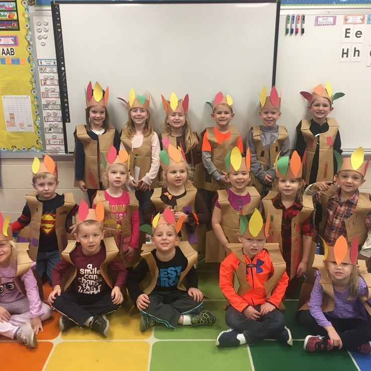 Thanksgiving Feast Class Group